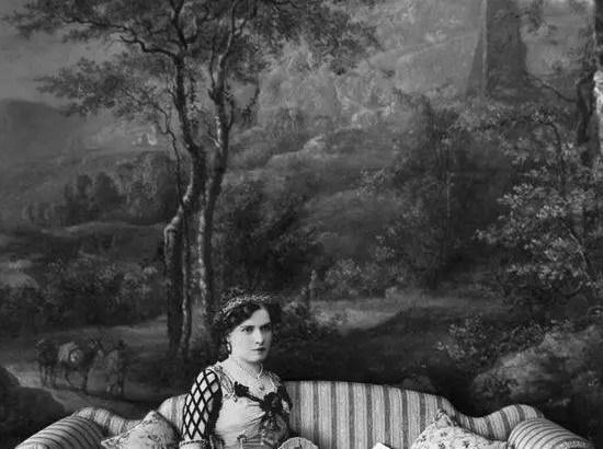 Mademoiselle Grabrielle