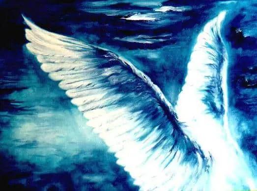 A vibração dos anjos
