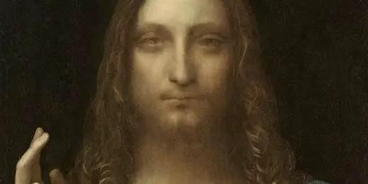O mistério de 'Salvator Mundi', apelidado de 'Mona Lisa'
