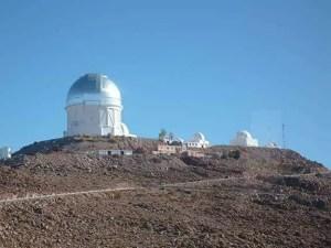 Telescópio Victor M. Blanco