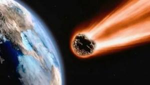 Um asteroide do tamanho de um estádio passará perto da Terra neste fim de semana.