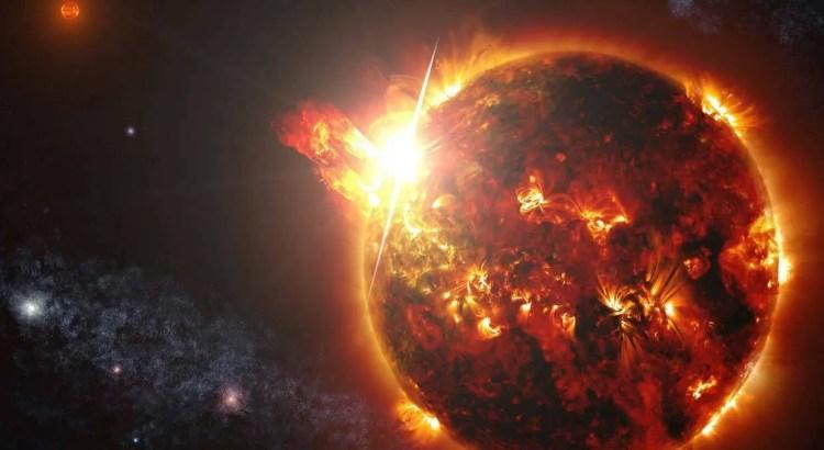 Cientistas alertam que uma poderosa explosão solar pode causar o apocalipse da internet muito em breve