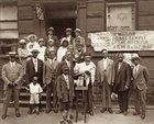 Harlem Jews, circa 1929