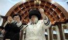 Kaliver Rebbe passes away