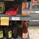 All the Pesach essentials at Waitrose...