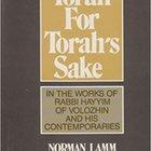 Torah Lishma, Aveira Lishma - Rationalist Judaism