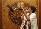 Obituary for my shul's shofar blower.