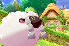 I think this new Pokemon is supposed to have pigtails, but every time I look at it I can only see peyot.