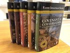 Rabbi's Sacks Completes the Covenant and Conversation Series with Deuteronomy: Renewal of the Sinai Covenant