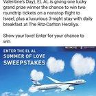 Have a romantic Av everyone!