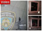 Beis Rivkah's Windows Smashed Friday Night By Man With A Gun