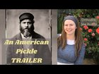 An American Pickle Trailer | Orthodox Jewish Reaction