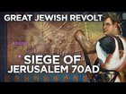 The Siege of Jerusalem (a brief documentary, but with more context than the the detailed one)