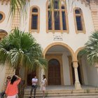 Beautiful Magen Avrham Synagogue destroyed in Beirut Explosion.