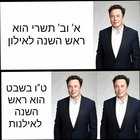 Elon Musk is trending because of the Neuralink demo this afternoon and I was inspired to post some relevant Jewish facts. /j