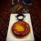 We made a Bukharan Lepyoshka challah for this evening. Shabbat shalom haverim !