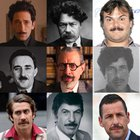 Collage of Epic Historical and Modern Jewstaches Pt. 2