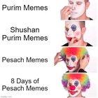 Just wait until Pesach Sheni