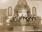 Any idea which synagogue these belonged to?