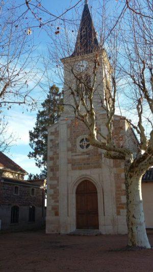 Eglise d'Arbuissonnas