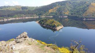 lac de Grandval depuis le belvédère de Mallet