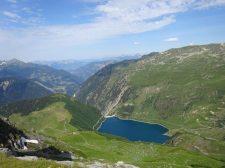 le lac de la Gittaz