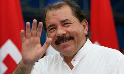 Resultado de imagem para Daniel Ortega