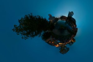 little planet - Strandbar Herrmann
