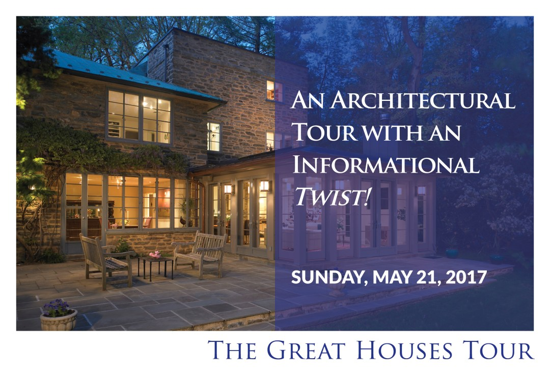 program-great houses tour 2017