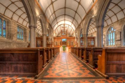St Neot Church, Cornwall