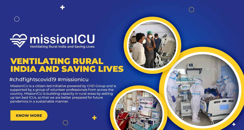 CHD Group - Mission ICU