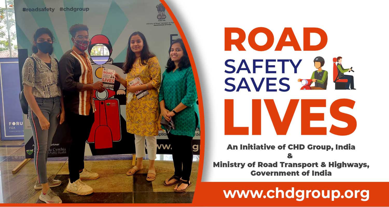 Forum Mall Photo booth Road safety awareness – CHD Group