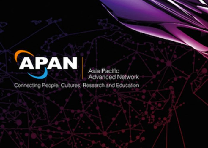 Contributions from APAN during disasters