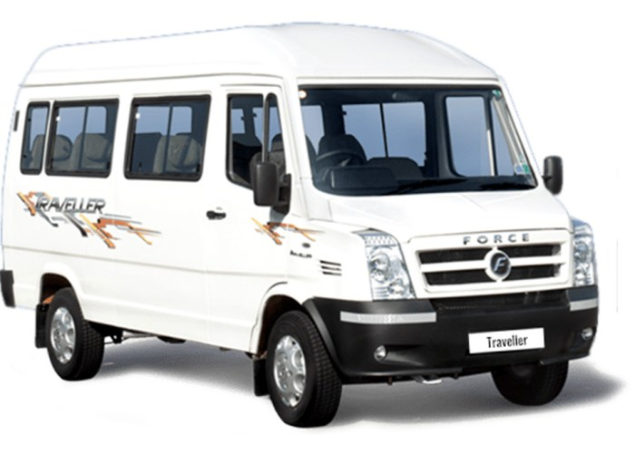 Request for 1 time Tempo Traveller Support