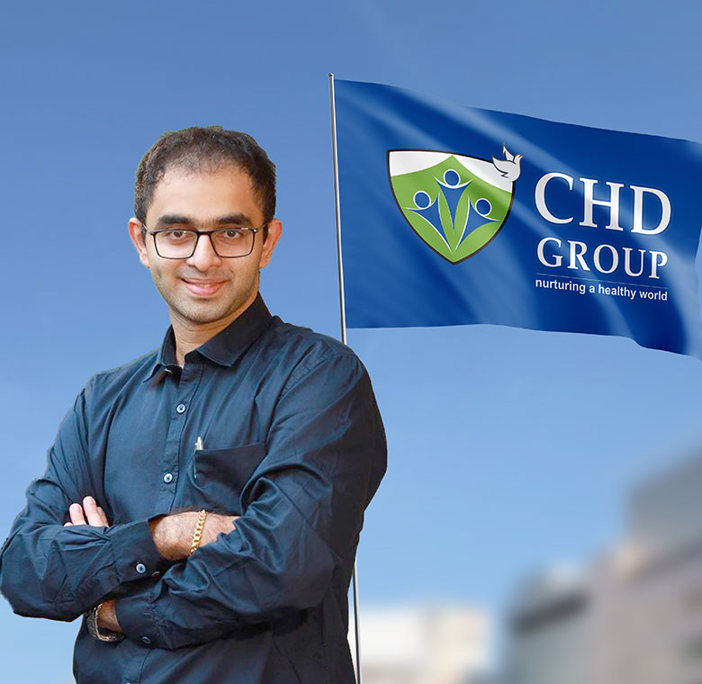 CHD - Dr Edmond Fernandes