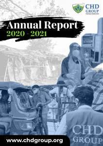 CHD Group Annual Report 2020-2021