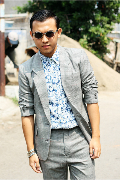 Faded Floral Prints for Mens Fashion in 2013  News