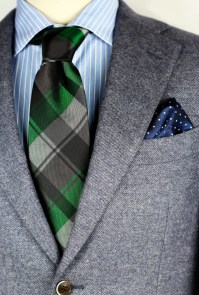 Match your Necktie