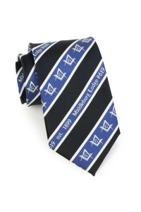 Freemason Neckties