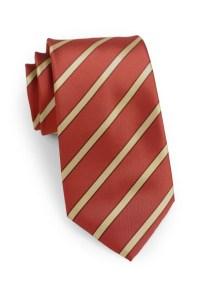 Custom Men's Neckties and Women's Cross Ties