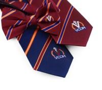 Custom Design Logo Neckties and Bow Ties