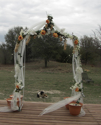 Wedding Arch Decoration Ideas