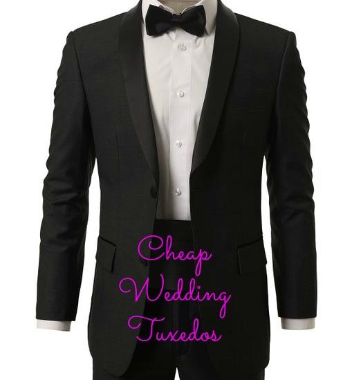Cheap Tuxedo Invitations