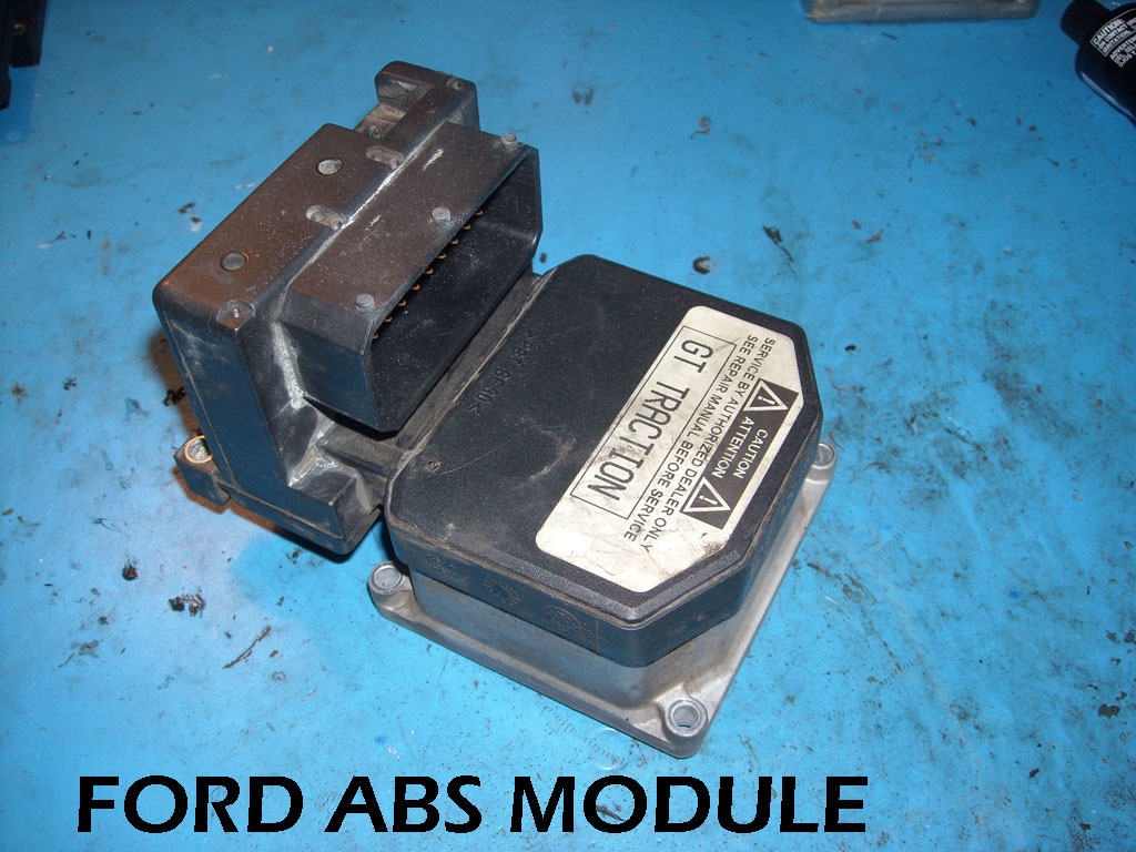 Relays And Modules Gt Relays And Modules Brakes And Traction Control