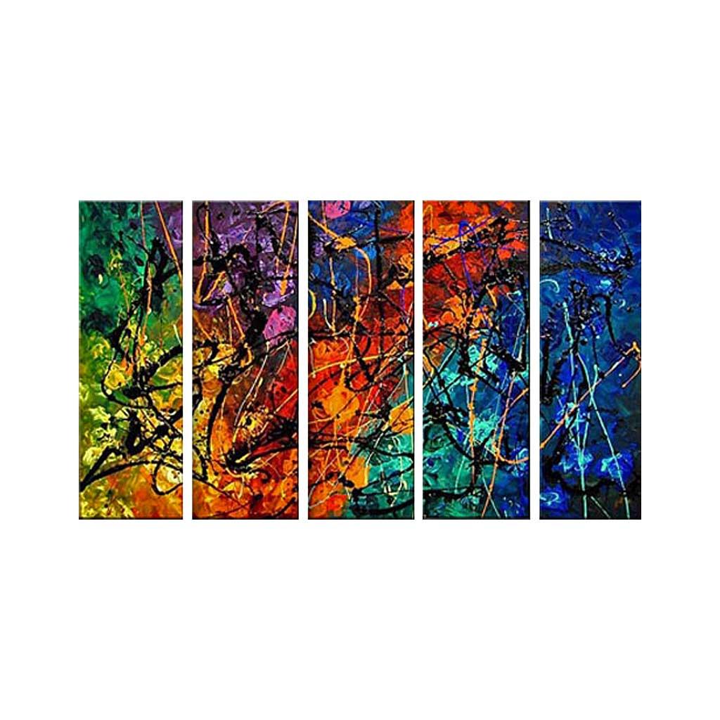 gruppemaleri-mange-farver