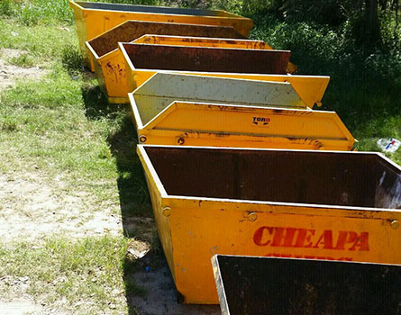Skip Bins Hire Brisbane Southside