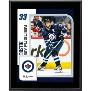 Winnipeg Jets Dustin Byfuglien Fanatics Authentic 10.5