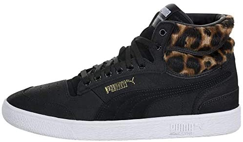 PUMA Mens Mid Wild x Ralph Sampson Lace Up Sneakers Casual Sneakers, Memphis, Tennessee