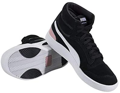 PUMA Womens Mid Suede x Ralph Sampson Lace Up Sneakers Casual Sneakers, Burbank, California