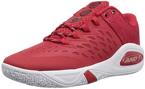 AND 1 Men's Attack Low Basketball Shoe West Valley City, Utah